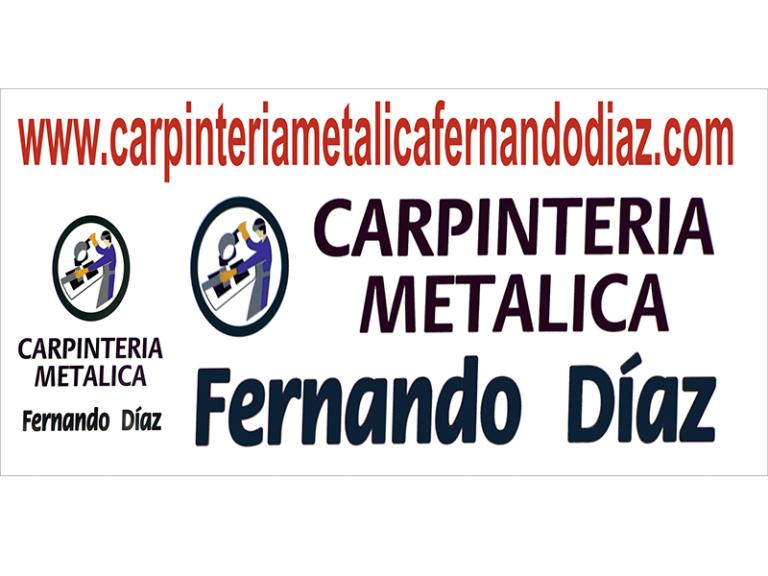 CARPINTERÍA METÁLICA FERNANDO DÍAZ